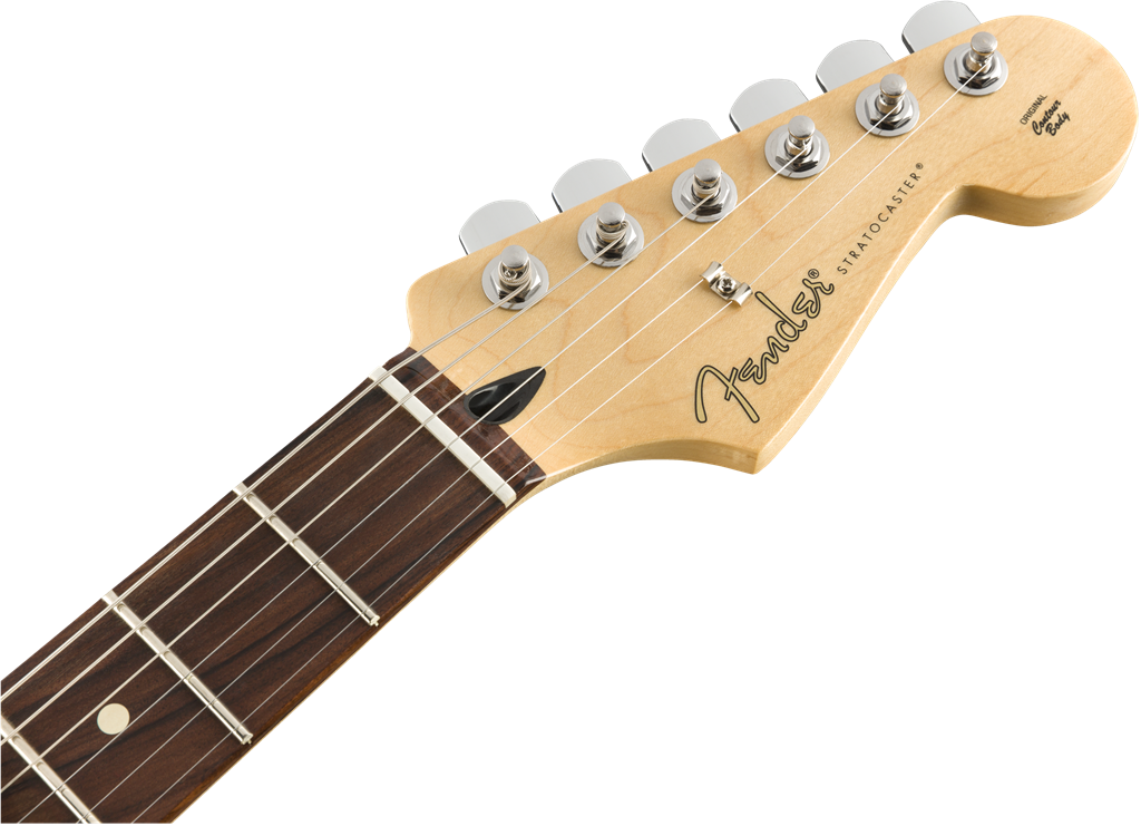 Fender Player Stratocaster, Black, Guitarra Eléctrica