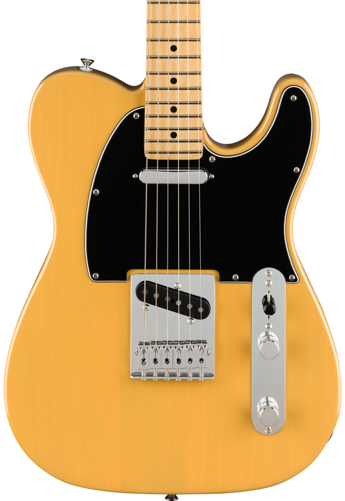 Fender Player Telecaster, Butterscotch Blonde, Guitarra Eléctrica