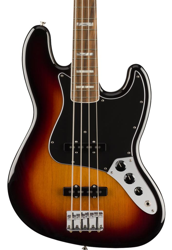 Fender Vintera '70s Jazz Bass  3-Color Sunburst Bajo Eléctrico