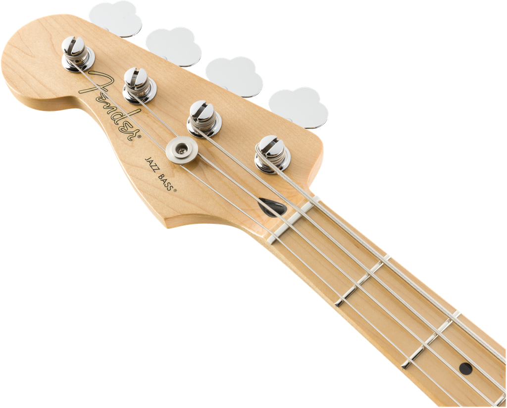 Fender Player Jazz Bass LH  Black Bajo Eléctrico