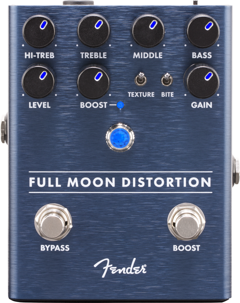 Fender Full Moon Distortion, Pedal