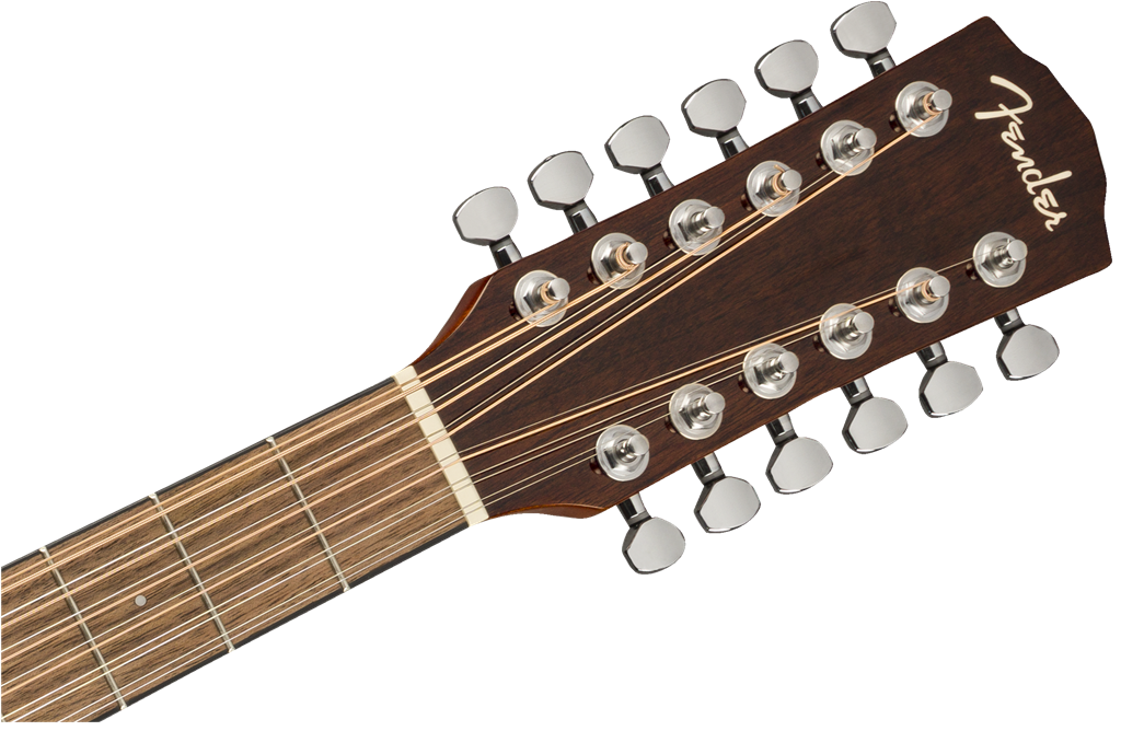 Fender CD-140SCE 12-String, Natural, Guitarra Electroacústica