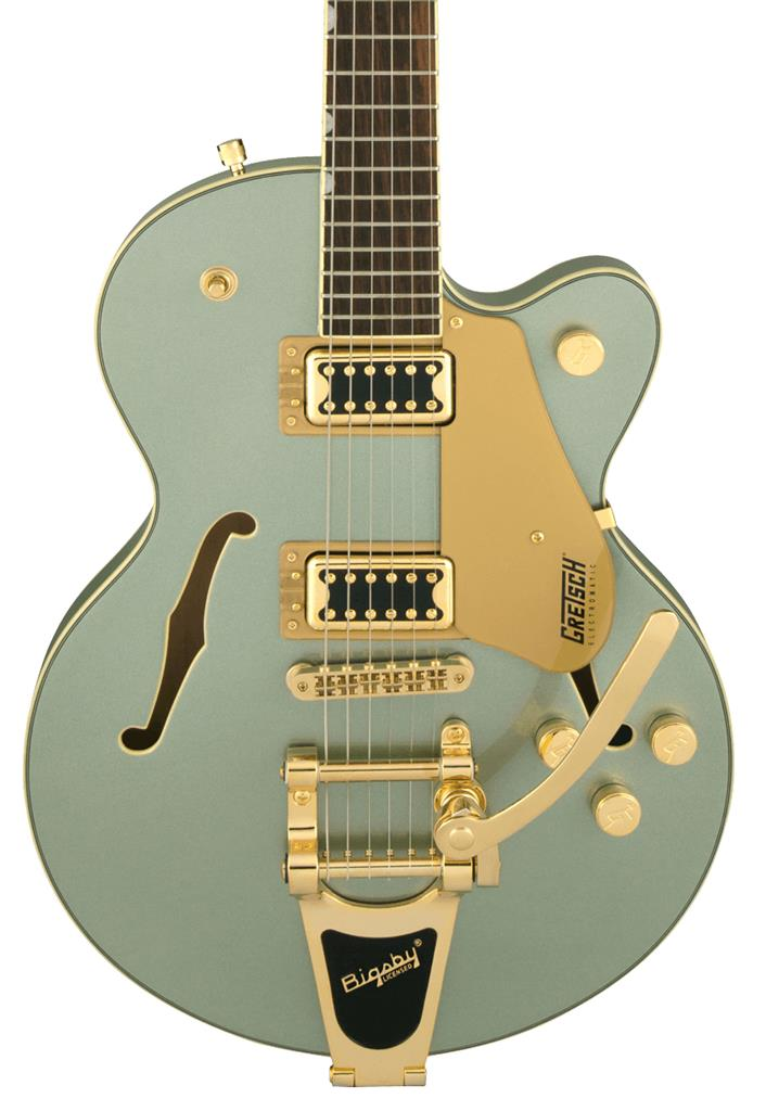 Gretsch G5655TG Electromatic Center Block Jr. Aspen Green, Guitarra Eléctrica