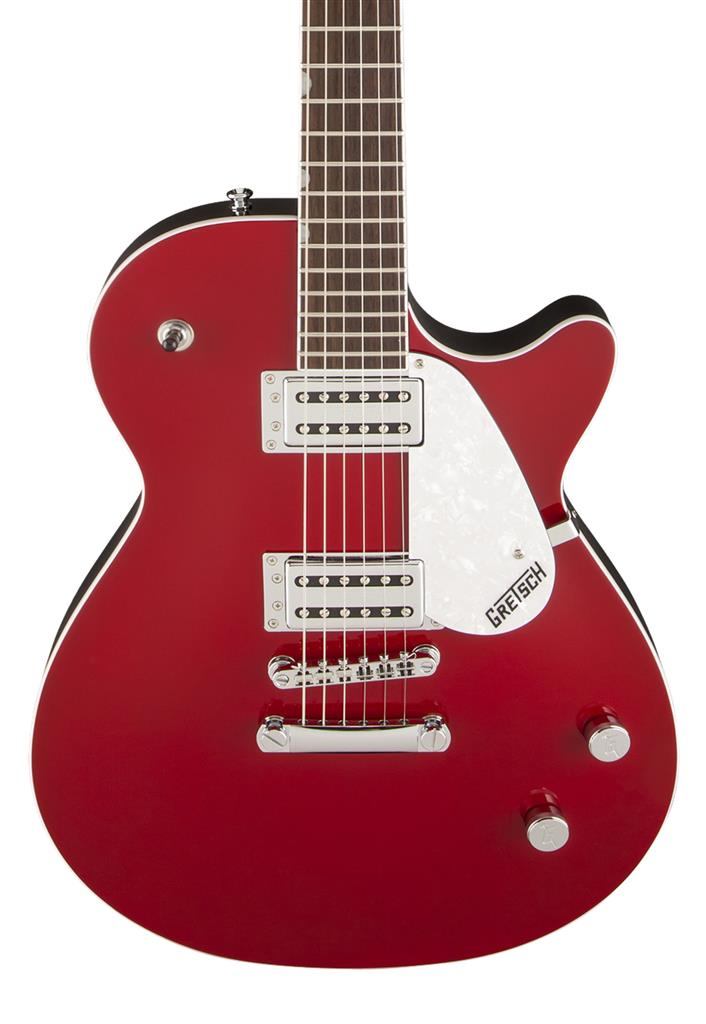 Gretsch G5421 Electromatic Jet Club Solid Body, Firebird Red, Guitarra Eléctrica