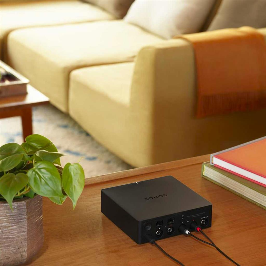 Sonos Port componente de streaming negro