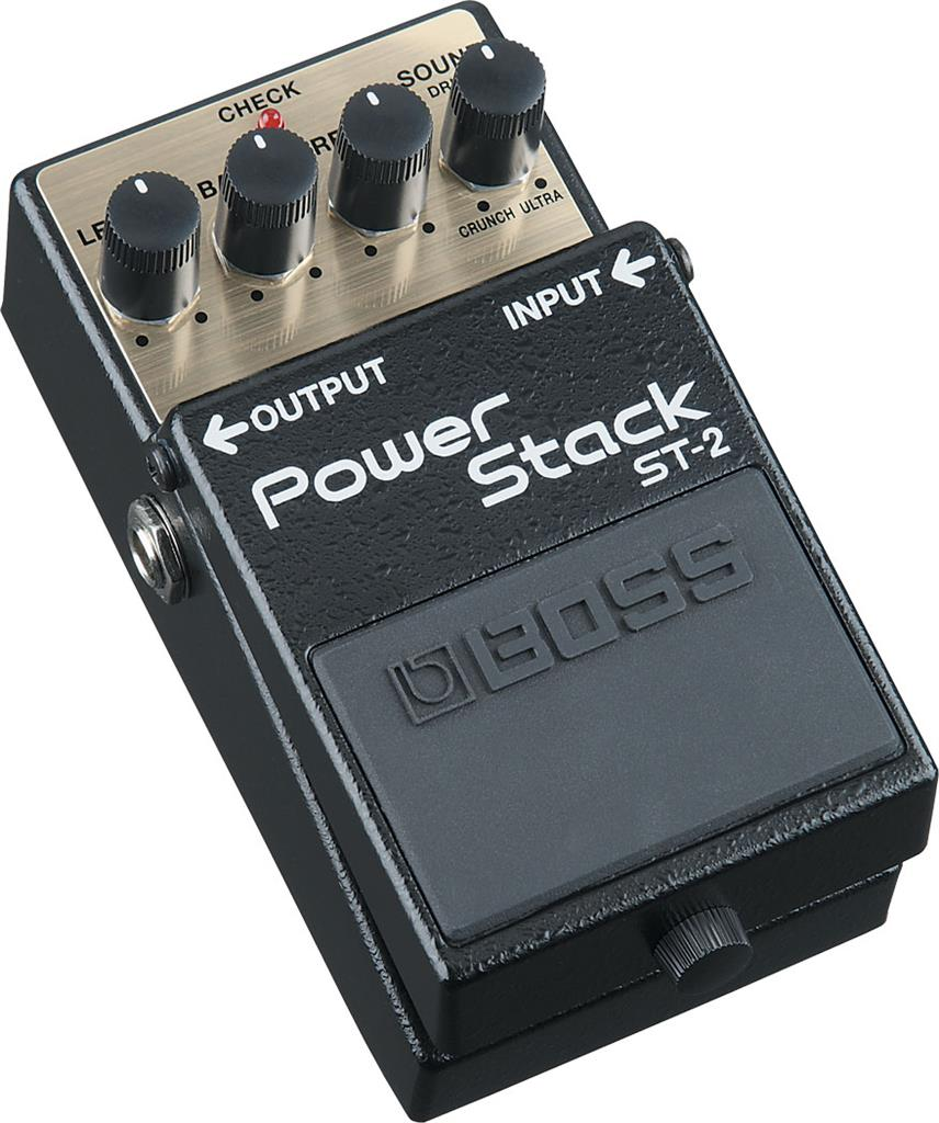 Boss ST-2, Pedal compacto Power Stack