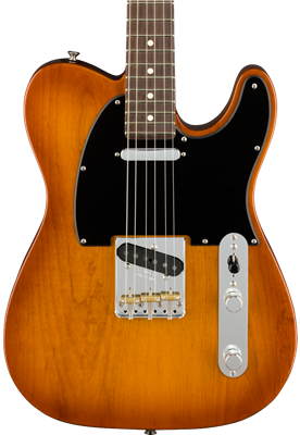 Fender American Performer Telecaster, Honey Burst, Guitarra Eléctrica