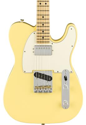 Fender American Performer Telecaster with Humbucking, Vintage White, Guitarra Eléctrica