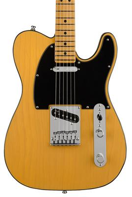 Fender American Ultra Telecaster, Butterscotch Blonde, Guitarra Eléctrica