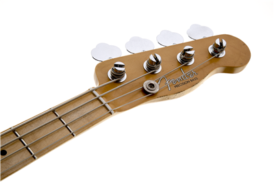 Fender Mike Dirnt Road Worn Precision Bass  White Blonde Bajo Eléctrico