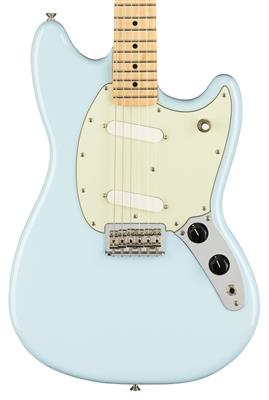 Fender Player Mustang, Sonic Blue, Guitarra Eléctrica