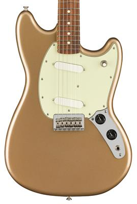 Fender Player Mustang, Firemist Gold, Guitarra Eléctrica