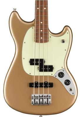 Fender Player Mustang Bass PJ  Firemist Gold Bajo Eléctrico