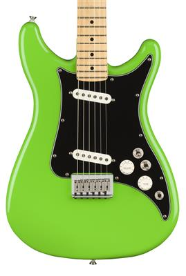 Fender Player Lead II, Neon Green, Guitarra Eléctrica