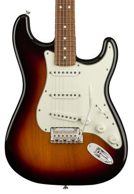 Fender Player Stratocaster, 3-Color Sunburst, Guitarra Eléctrica