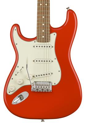 Fender Player Stratocaster LH, Sonic Red, Guitarra Eléctrica