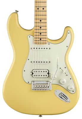 Fender Player Stratocaster HSS, Buttercream, Guitarra Eléctrica
