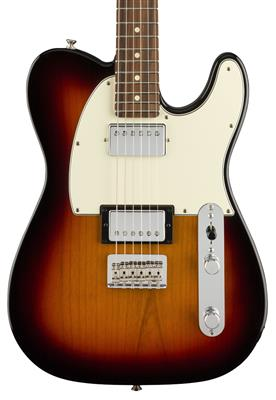 Fender Player Telecaster HH, 3-Color Sunburst, Guitarra Eléctrica