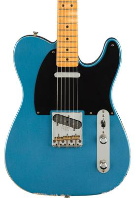 Fender Road Worn 50s Telecaster, Lake Placid Blue, Guitarra eléctrica