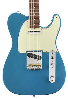 Fender Vintera '60s Telecaster Modified, Lake Placid Blue, Guitarra Eléctrica