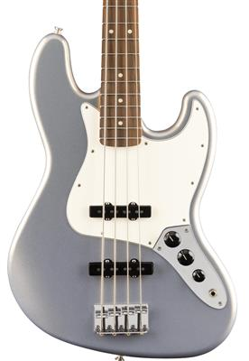 Fender Player Jazz Bass  Silver Bajo Eléctrico
