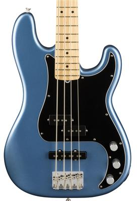 Fender American Performer Precision Bass, Satin Lake Placid Blue, Bajo Eléctrico
