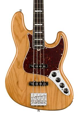 Fender American Ultra Jazz Bass  Aged Natural Bajo Eléctrico