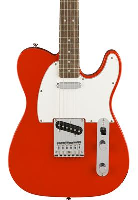 Squier Affinity Series Telecaster, Race Red, Guitarra Eléctrica