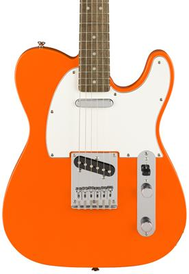 Squier Affinity Series Telecaster, Competition Orange, Guitarra Eléctrica