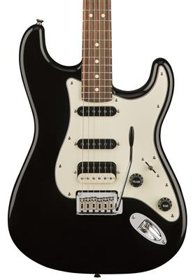 Squier Contemporary Stratocaster HSS, Black Metallic, Guitarra Eléctrica