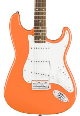 Squier Affinity Series Stratocaster, Competition Orange, Guitarra Eléctrica