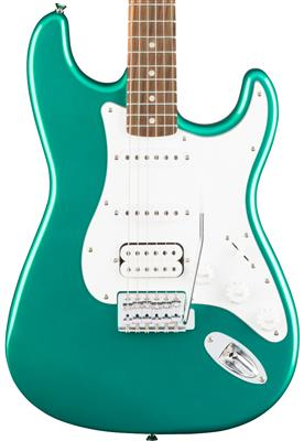 Squier Affinity Series Stratocaster HSS, Race Green, Guitarra Eléctrica