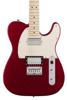 Squier Contemporary Telecaster HH, Dark Metallic Red, Guitarra Eléctrica