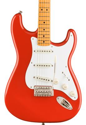 Squier Classic Vibe '50s Stratocaster, Fiesta Red, Guitarra Eléctrica