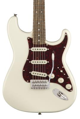 Squier Classic Vibe '70s Stratocaster, Olympic White, Guitarra Eléctrica