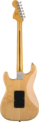 Squier Classic Vibe '70s Stratocaster, Natural, Guitarra Eléctrica