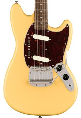 Squier Classic Vibe '60s Mustang Vintage, White, Guitarra Eléctrica