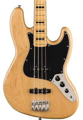 Squier Classic Vibe '70s Jazz Bass Natural Bajo Eléctrico