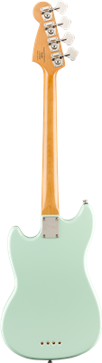 Squier Classic Vibe '60s Mustang Bass, Surf Green, Bajo Eléctrico