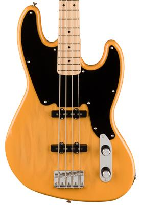 Squier Paranormal Jazz Bass '54, Butterscotch Blonde, Bajo Eléctrico