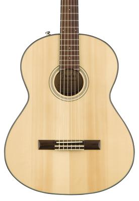 Fender CN-60S Nylon, Natural, Guitarra Acústica