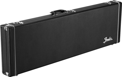 Fender Classic Series, Negro, Case de madera para Mustang/Duo Sonic