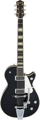 Gretsch G6128T-53 Vintage Select 53' Duo Jet, Black, Guitarra Eléctrica