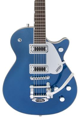 Gretsch G5230T Electromatic Jet FT Single-Cut con Bigsby, Aleutian Blue, Guitarra Eléctrica