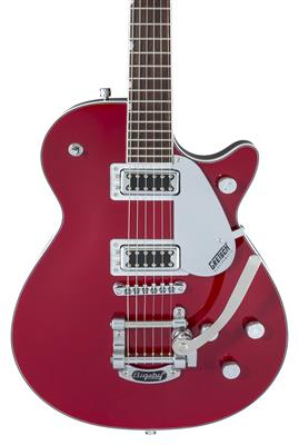 Gretsch G5230T Electromatic Jet FT Single-Cut con Bigsby, Firebird Red, Guitarra Eléctrica