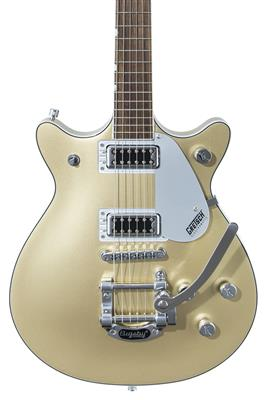 Gretsch G5232T Electromatic Double Jet FT con Bigsby, Casino Gold, Guitarra Eléctrica