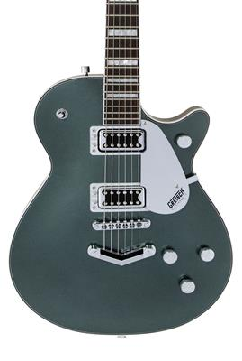 Gretsch G5220 Electromatic Jet BT Single-Cut con V-Stoptail, Jade Grey Metallic, Guitarra Eléctrica