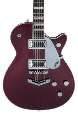 Gretsch G5220 Electromatic Jet BT Single-Cut V-Stoptail, Dark Cherry Metallic, Guitarra Eléctrica