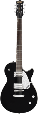 Gretsch G5425 Electromatic Jet Club Solid Body, Negro, Guitarra Eléctrica