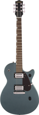 Gretsch G2210 Streamliner Junior Jet Club, Gunmetal, Guitarra Eléctrica